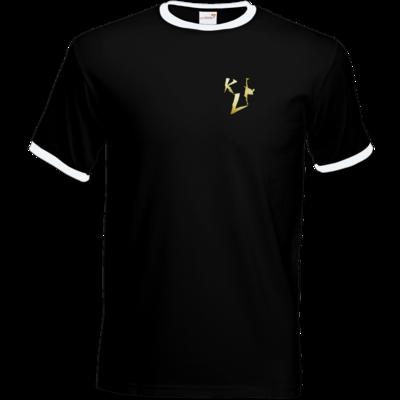 Motiv: T-Shirt Ringer - KL Logo 2019