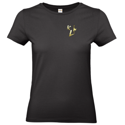 Motiv: T-Shirt Damen Premium FAIR WEAR - KL Logo 2019