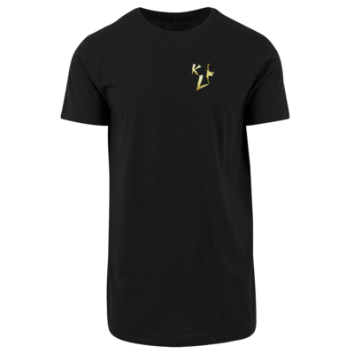 Motiv: Shaped Long Tee - KL Logo 2019