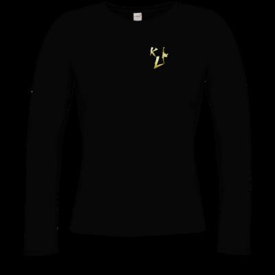 Motiv: Longsleeve Damen Organic - KL Logo 2019