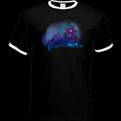 Motiv: T-Shirt Ringer - Maya - Tyrande (wow)