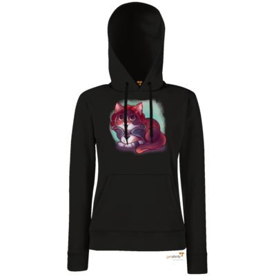 Motiv: Hoodie Damen Classic - Kitty - Triss (witcher)