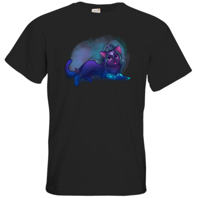 Motiv: T-Shirt Premium FAIR WEAR - Maya - Tyrande (wow)