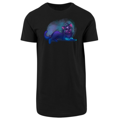 Motiv: Shaped Long Tee - Maya - Tyrande (wow)