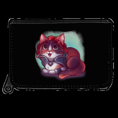 Motiv: Geldboerse - Kitty - Triss (witcher)