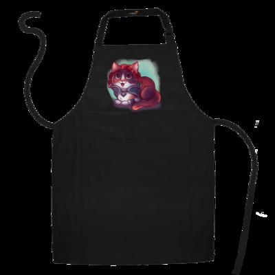 Motiv: Schürze - Kitty - Triss (witcher)