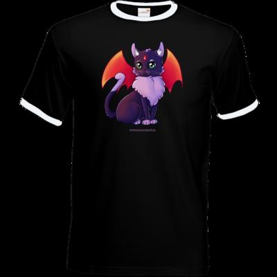 Motiv: T-Shirt Ringer - Vampurr