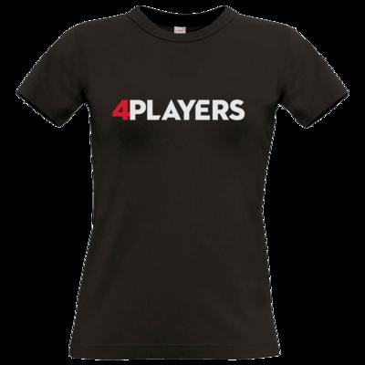 Motiv: T-Shirt Damen Premium FAIR WEAR - 4P   Logo