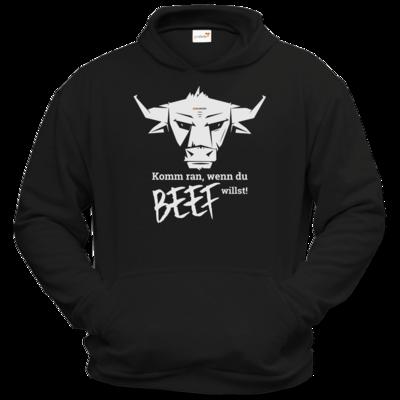Motiv: Hoodie Classic - Willste Beef?