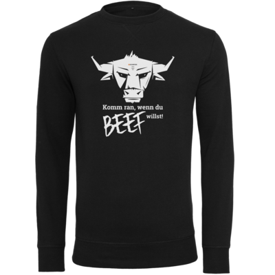 Motiv: Light Crew Sweatshirt - Willste Beef?