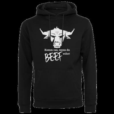 Motiv: Heavy Hoodie - Willste Beef?