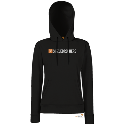 Motiv: Hoodie Damen Classic - SizzleBrothers Logo