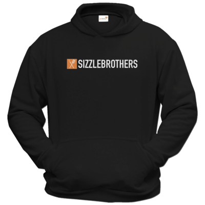 Motiv: Hoodie Classic - SizzleBrothers Logo