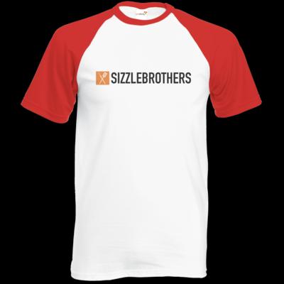 Motiv: Baseball-T FAIR WEAR - SizzleBrothers Logo