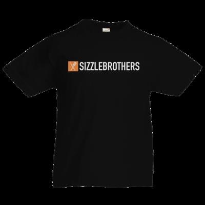 Motiv: Kids T-Shirt Premium FAIR WEAR - SizzleBrothers Logo