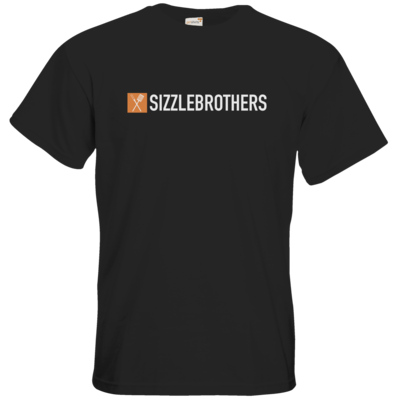 Motiv: T-Shirt Premium FAIR WEAR - SizzleBrothers Logo