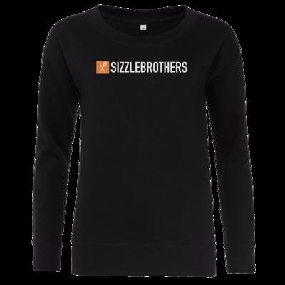 Motiv: Girlie Crew Sweatshirt - SizzleBrothers Logo