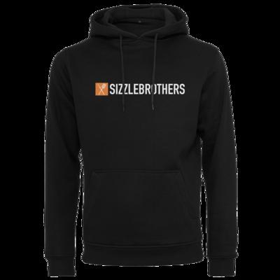 Motiv: Heavy Hoodie - SizzleBrothers Logo