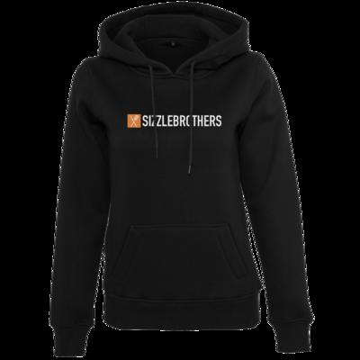 Motiv: Womens Heavy Hoody - SizzleBrothers Logo