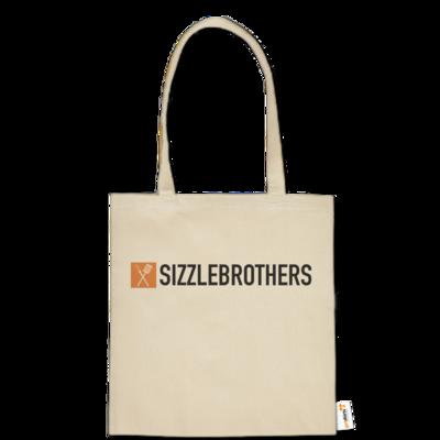 Motiv: Baumwolltasche - SizzleBrothers Logo