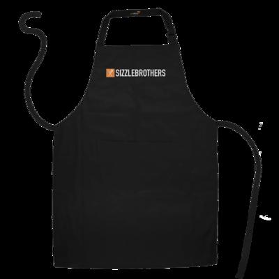 Motiv: Schürze - SizzleBrothers Logo