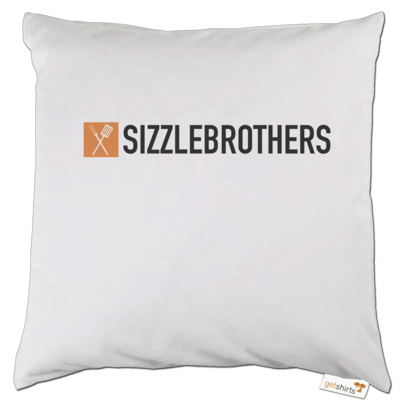 Motiv: Kissen - SizzleBrothers Logo