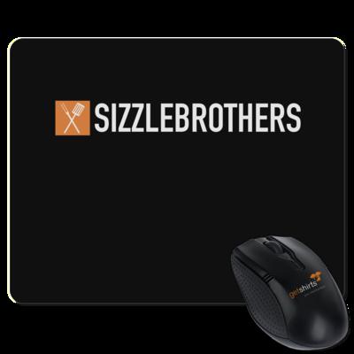 Motiv: Mousepad Textil - SizzleBrothers Logo