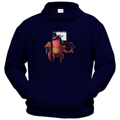Motiv: Hoodie Premium FAIR WEAR - Supporter Krake