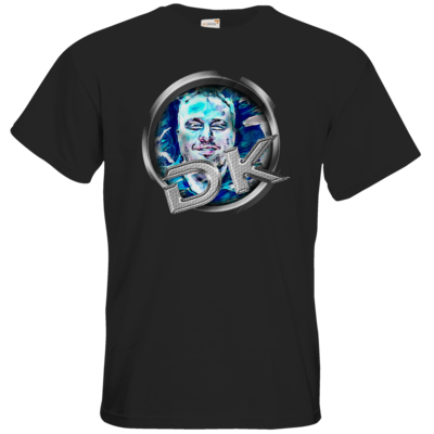 Motiv: T-Shirt Premium FAIR WEAR - dekellner Logo Blau