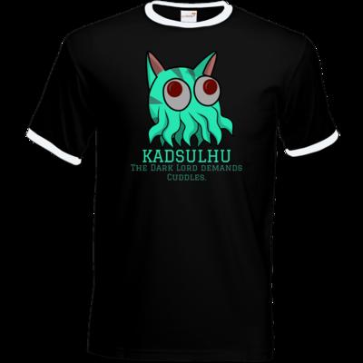 Motiv: T-Shirt Ringer - Kadsulhu