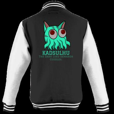 Motiv: College Jacke - Kadsulhu