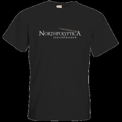 Motiv: T-Shirt Premium FAIR WEAR - Northpolyptica - Seelenfrieden