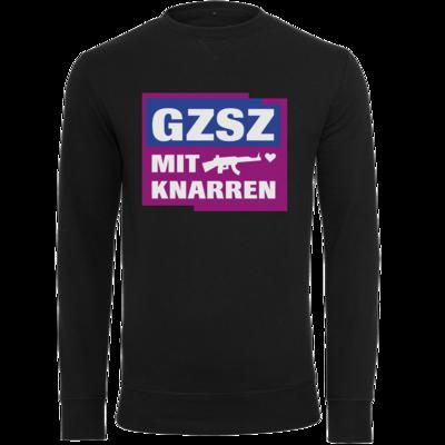 Motiv: Light Crew Sweatshirt - GZSZ mit Knarren