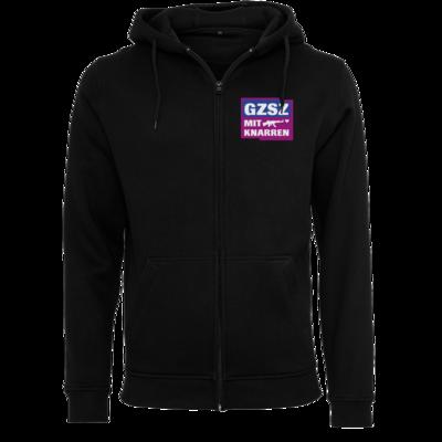 Motiv: Heavy Zip-Hoodie - GZSZ mit Knarren