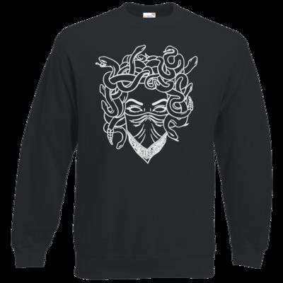 Motiv: Sweatshirt Classic - Medusa
