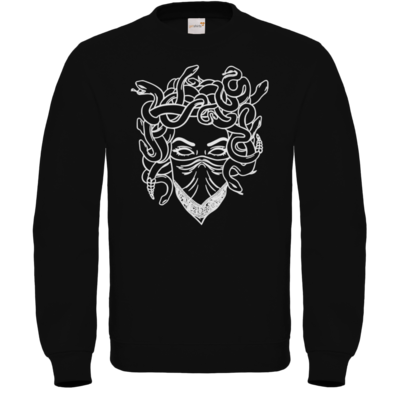 Motiv: Sweatshirt FAIR WEAR - Medusa