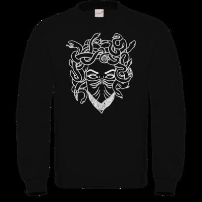 Motiv: Sweatshirt FAIR WEAR - Medusa