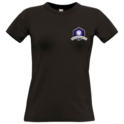 Motiv: T-Shirt Damen Premium FAIR WEAR - Logo