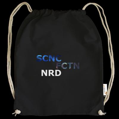 Motiv: Cotton Gymsac - Science Fiction Nerd   SCNC FCTN NRD