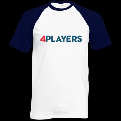 Motiv: Baseball-T FAIR WEAR - 4P   Logo