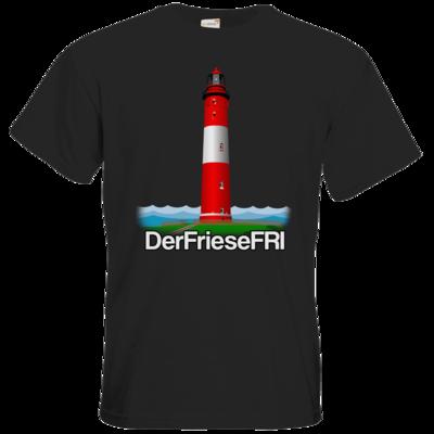 Motiv: T-Shirt Premium FAIR WEAR - DerFrieseFRI Logo ws