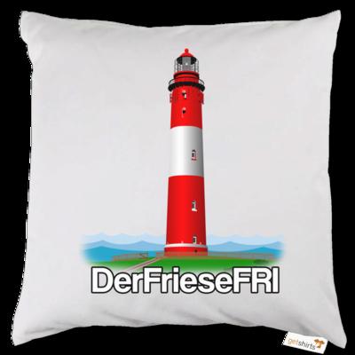 Motiv: Kissen - DerFrieseFRI Logo ws