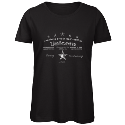 Motiv: Organic Lady T-Shirt - Vintage