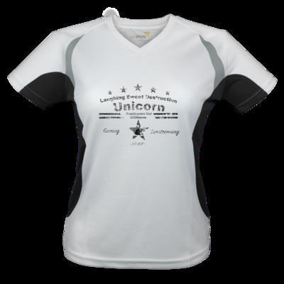 Motiv: Laufshirt Lady Running T - Vintage
