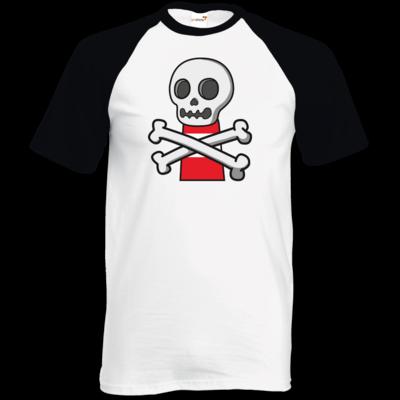 Motiv: TShirt Baseball - Friese Dead