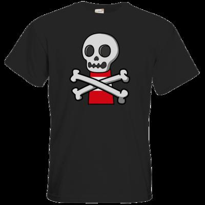 Motiv: T-Shirt Premium FAIR WEAR - Friese Dead