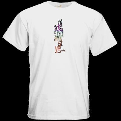 Motiv: T-Shirt Premium FAIR WEAR - Opa Finch color