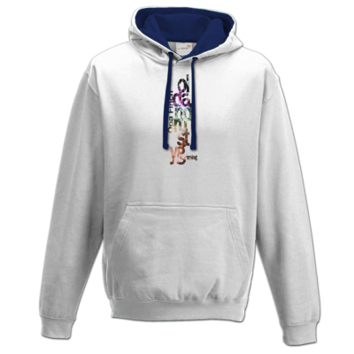 Motiv: Two-Tone Hoodie - Opa Finch color