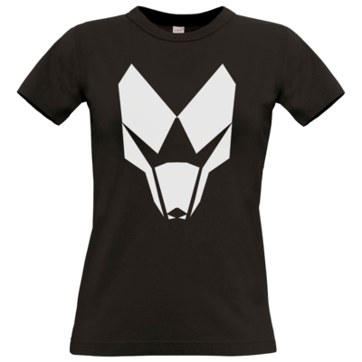 Motiv: T-Shirt Damen Premium FAIR WEAR - BuildMySystem Logo