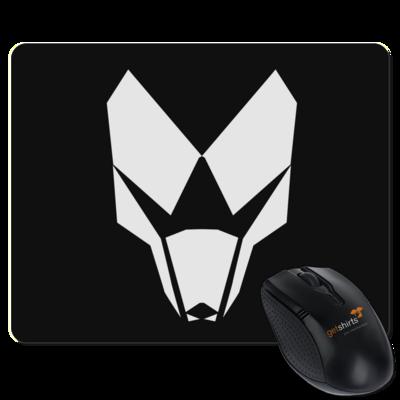 Motiv: Mousepad Textil - BuildMySystem Logo